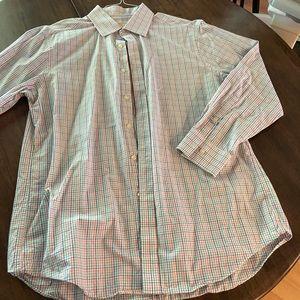 Men's Micheal Kors Button up dress shirt